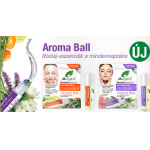 Dr. Organic aromaball termékcsalád