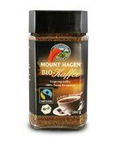 Mount Hagen instant kávé, Fair Trade