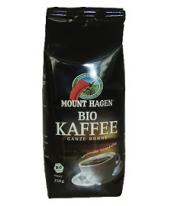 Mount Hagen pörkölt kávé, szemes 250g