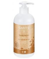 Sante családi tusfürdő - bio kókusz & vanília 950 ml