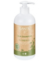 Sante családi sampon - bio ginkgo & oliva 950 ml