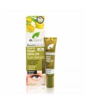 Dr. Organic oliva szemkörnyék ápoló szérum