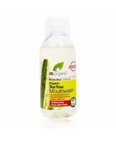 Dr. Organic teafa szájvíz