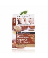 Dr. Organic argán olaj éjszakai krém