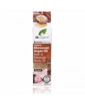 Dr. Organic argán olaj fürdő- és masszázsolaj
