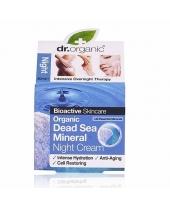 Dr. Organic Holt-tengeri éjszakai krém