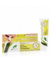 Dr. Organic teafa fogkrém minta