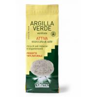 Argital Napon szárított és szellőztetett Aktív Tengeri Zöld Agyag