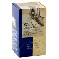 Fehér védő & energia tea - filteres, adagolós