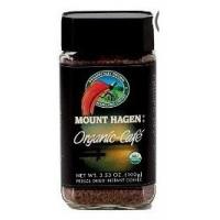 Mount Hagen instant kávé, koffeinmentes