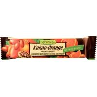 Gyümölcsszelet - kakaó - narancs