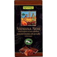Nirwana Noir keserű töltelékes svájci csokoládé