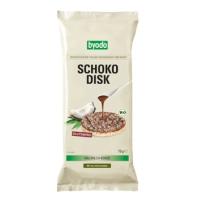Schoko disk tejcsokis rizsszelet kókuszreszelékkel