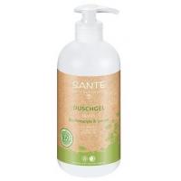 Sante családi tusfürdő - bio ananász & citrom 500 ml