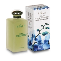 Biola Vetiver anti-ageing after shave elixír