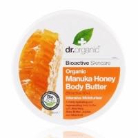 Dr. Organic manuka mézes testápoló vaj