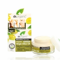 Dr. Organic oliva éjszakai krém