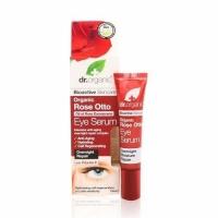 Dr. Organic rózsa szemkörnyék ápoló szérum