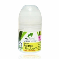 Dr. Organic teafa golyós dezodor - antibakteriális