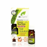 Dr. Organic teafa körömecsetelő