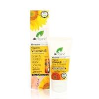 Dr. Organic E vitaminos szérum hegek és terhességi csíkok ellen