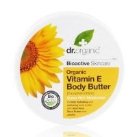 Dr. Organic E vitaminos testápoló vaj