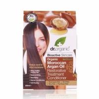Dr. Organic argán olaj regeneráló hajpakolás