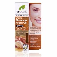 Dr. Organic argán olaj arcápoló olaj - öregedésgátló