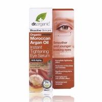 Dr. Organic argán olaj szemkörnyék feszesítő szérum