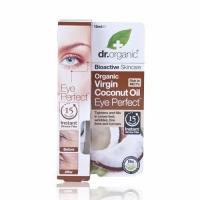 Dr. Organic kókuszolaj szemkörnyék feszesítő szérum