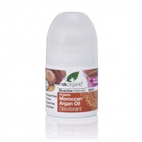 Dr. Organic golyós dezodor bio argánolajjal