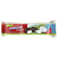 Kókuszkockák étcsokoládé bevonattal (3db)