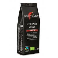 Mount Hagen pörkölt őrölt kávé, Etiópiai Sidamo