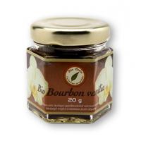 Bio Berta bourbon vaníliapor